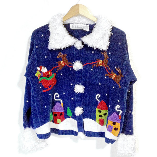 ALS 2016 Ugly Sweater Campaign