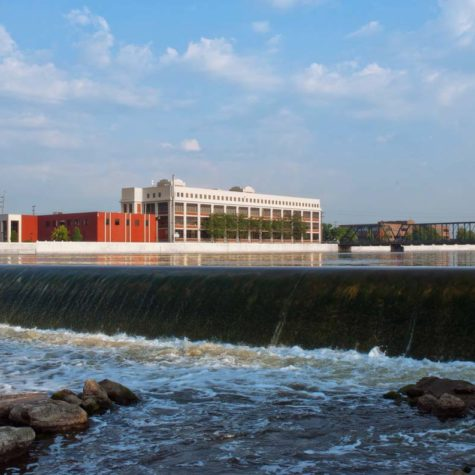 RVC Offices Grand River Waterfall