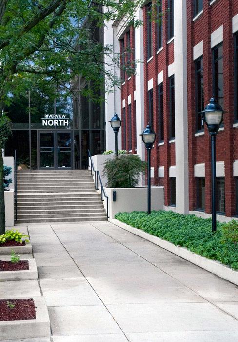 North Lobby Entrance