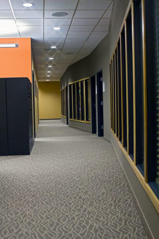 suite hallway